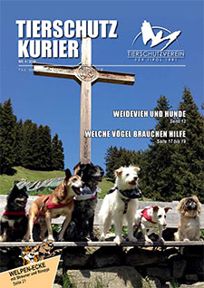 Tierschutzkurier Ausgabe 4-2016