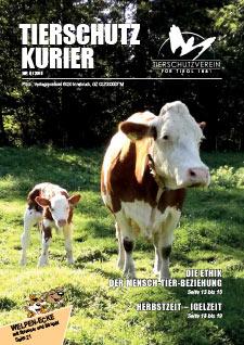 Tierschutzkurier Ausgabe 5-2016