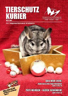 Tierschutzkurier Ausgabe 6-2016