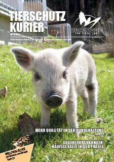 Tierschutzkurier Ausgabe 2-2018