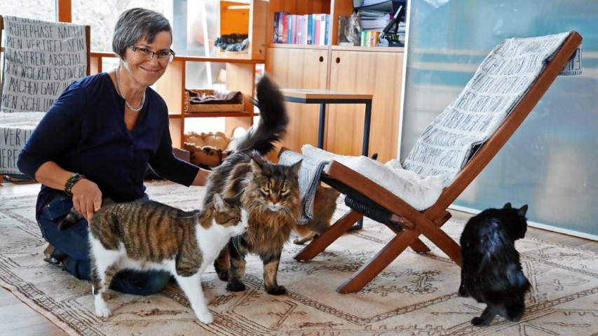 Manuela Prantl gründet das erste Tieraltersheim Tirols