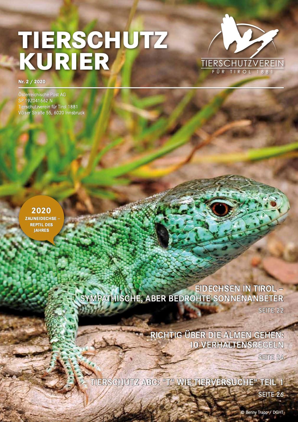 Tierschutzkurier Ausgabe 3-2018