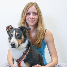 Kristin Portraitbild