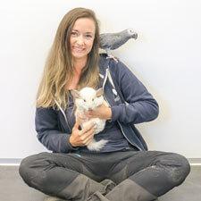 Tierpflegerin Kleintiere